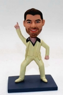 Custom bobbleheads-Elvis