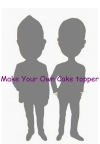 Make Your Own Cake Topper