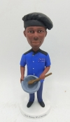 Custom bobble head Chef doll