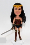 Custom bobblehead-Wonder woman