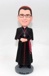 Personalized bobblehead doll-Father/ Priest