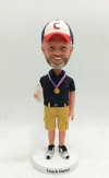Custom bobble head-Water Polo Coach