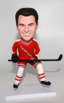 Custom bobbleheads-hockey player