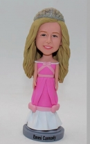 Custom bobblehead doll- gift for kids