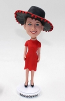 Personalize bobbleehead for female- Best gift