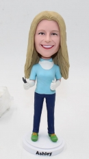 Dentist custom bobble heads