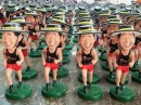 20 Custom bobbleheads wholesale Corporate Annual Meeting gifts