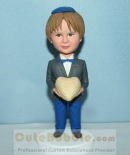 Ring bearer bobblehead-wedding party gift