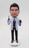 Stylish man bobblehead