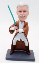 Star war custom bobble heads