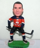 Playing Hockey bobbleheads