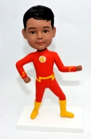 Flash custom bobblehead