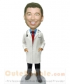 Doctor custom bobblehead doll