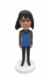 Custom bobble head gift for boss lady
