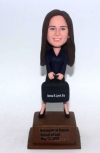 Lawyer custom bobblehead-graduation gift