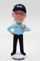 custom bobbleheads doll-Mechanic