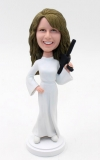 Star war Princess Leila bobble head