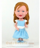 Flower girl bobblehead-wedding party gift