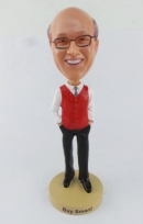 Custom Bobblehead-Executive
