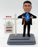 Custom bobbleheads-gift for realtor