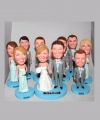 Groomsman / Bridesmaid Bridal Party Easy Order