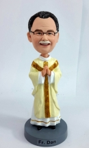 Custom bobblehead- Priest