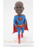 Running Superman custom bobblehead