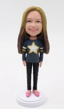 Custom Bobblehead doll for Kid