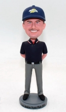 Custom bobbleheads-Umpire