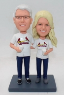 Create your own bobbleheads- any team