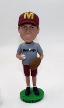 Custom Baseball Player Bobbleheads