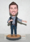 Custom Singing Bobblehead- Karaoke
