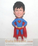 Superman bobbleheads for boy