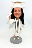 Bobbleheads-Personalized gift for graduation