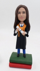 Custom bobbleheads-graduation