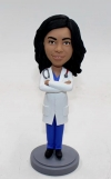 Custom bobbleheads-Doctor with stethoscope