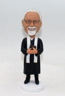 Bobblehead- Gift for wedding officiant