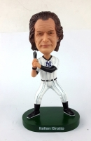 NY Yankees baseball player bobbleheads