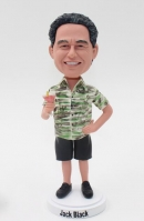 Custom bobbleheads doll- as a gift