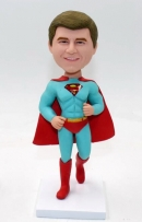 Custom Bobbleheads - Superman