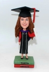 Graduation Custom bobblehead doll