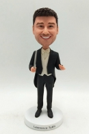 Custom music conductor bobbleheds