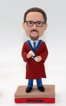 Personalized bobblehead doll-Graduation Ceremony