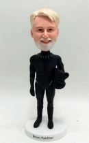Custom bobbleheads- Black Panther
