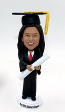 Graduation Bobblehead Doll