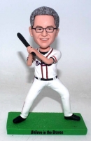 Personalized custom bobbleheads Baseball player
