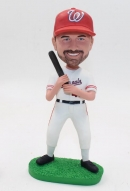 Saint Louis Cardinals-Custom baseball bobbheads