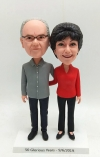 Custom bobbleheads- 50 years
