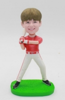 Personalized bobbleheads doll-Baseball player