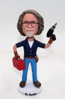 mechanic custom bobbleheads